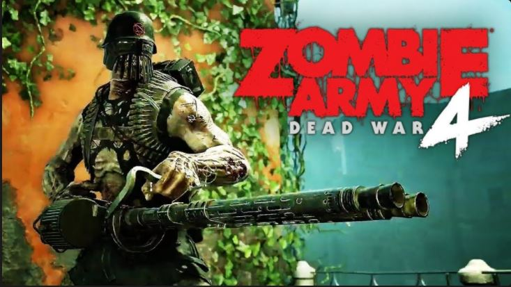 Zombie Army 4 Dead